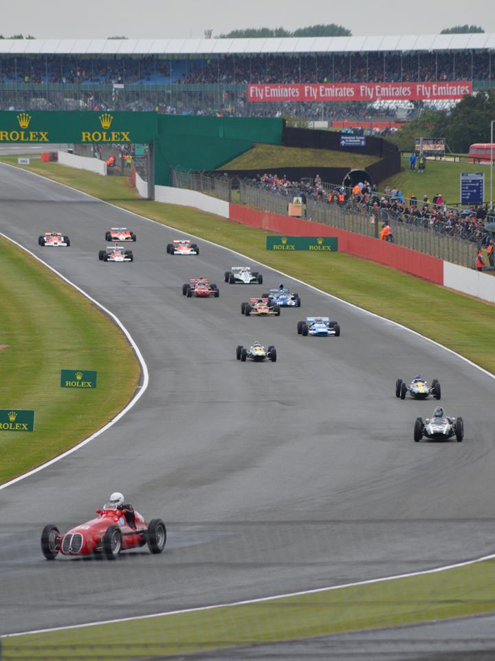 Silverstone F1 2014